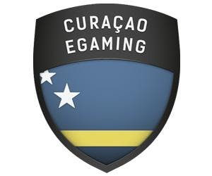 Curacao egaming license Logo