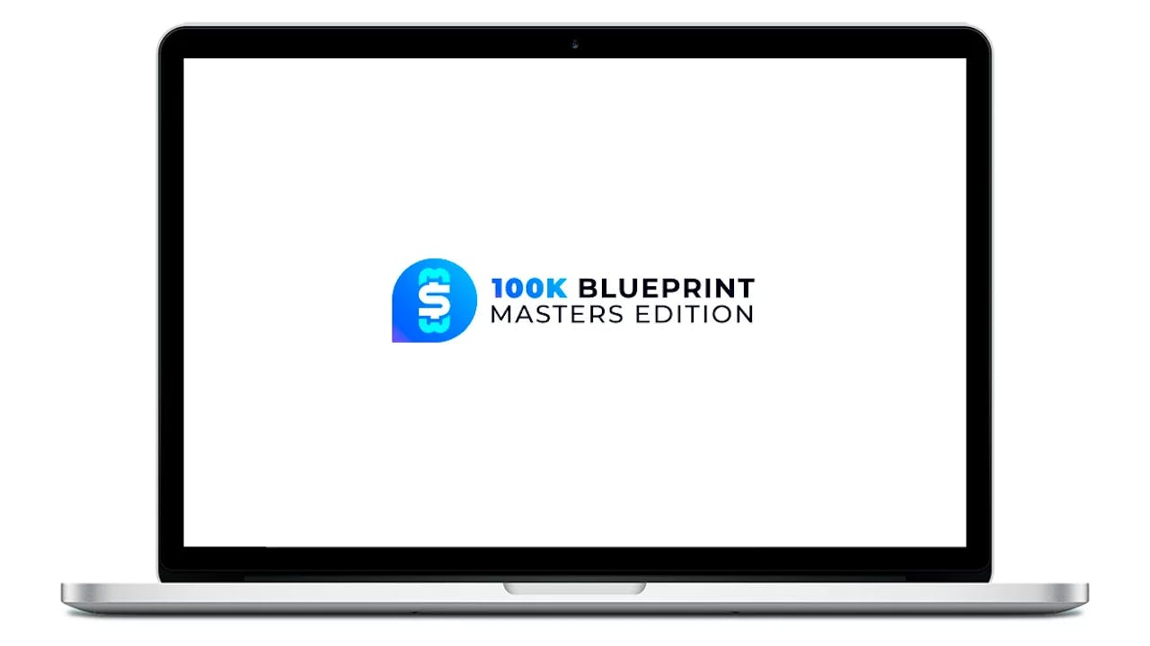 Dropshipping With 100k Blueprint Master Edition