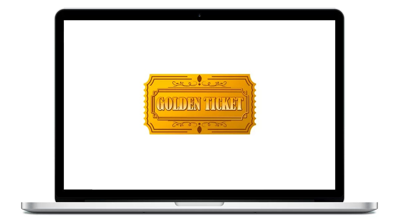 MAKE A PASSIVE INCOME WITH THIS GOLDEN TICKET PASSIVE INCOME REVIEW