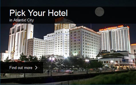 Pick Your Hotel