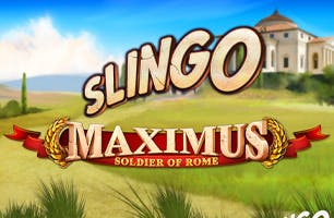 Slingo Maximus Soldier Of Rome