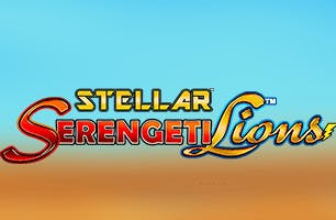 Stellar Jackpots - Serengeti Lions