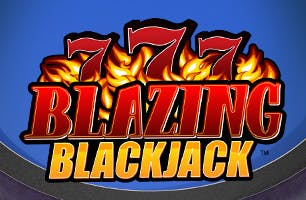 Blackjack Blazing 7s