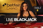 American Blackjack Table 8