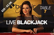 American Blackjack Table 7