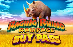 Raging Rhino Rampage BuyPass