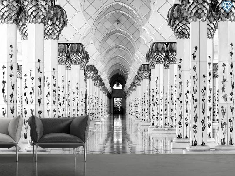 Fototapete Sheik Zayed Mosque