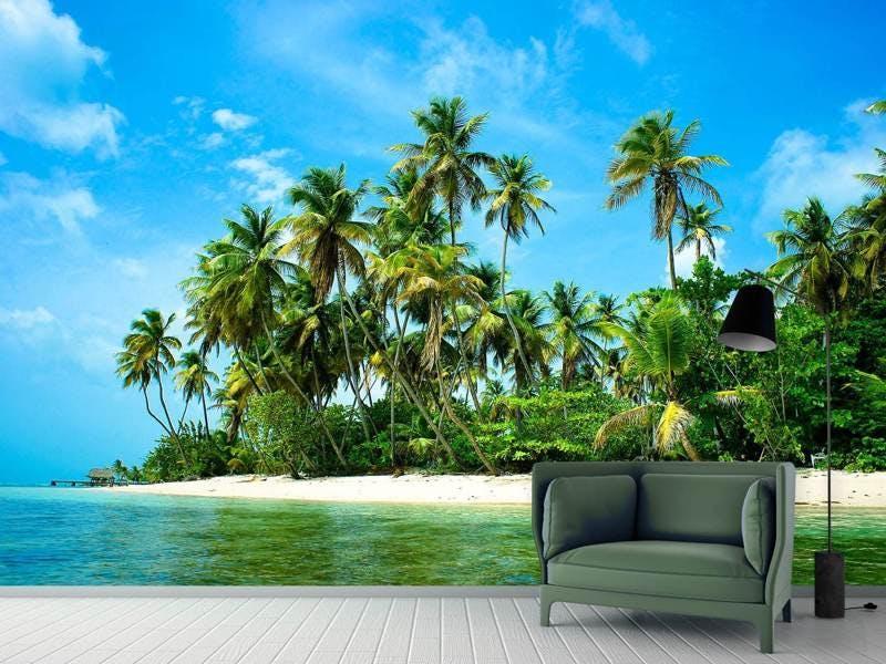 Fototapete Reif für die Ferieninsel