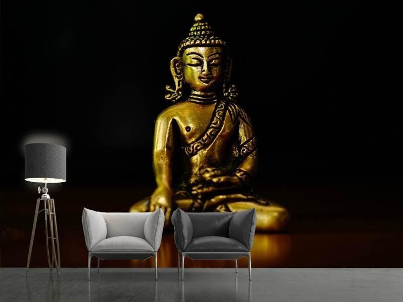 Fototapete Tempel Buddha
