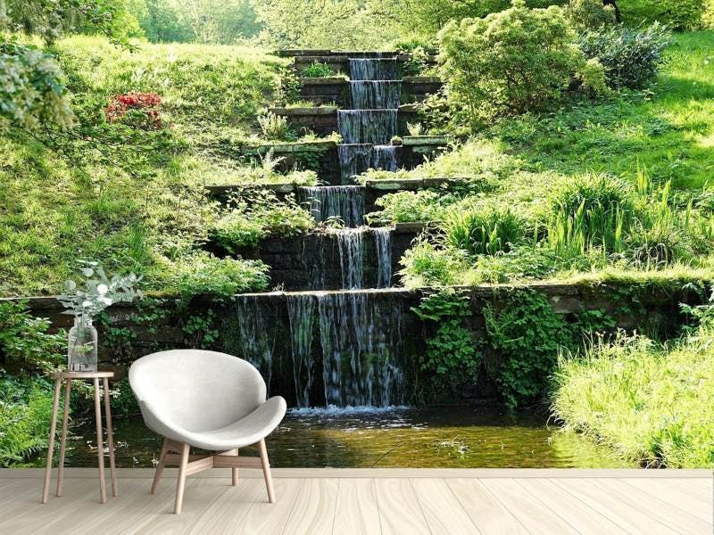 Fototapete Design Wasserfall