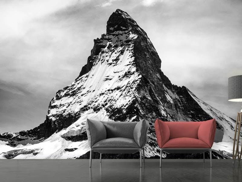 Fototapete Das prachtvolle Matterhorn