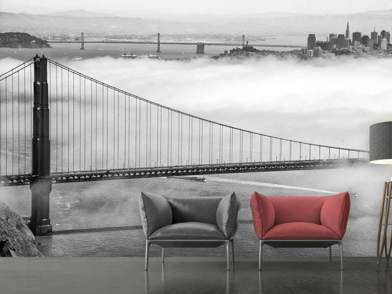 Fototapete Golden Gate Brücke