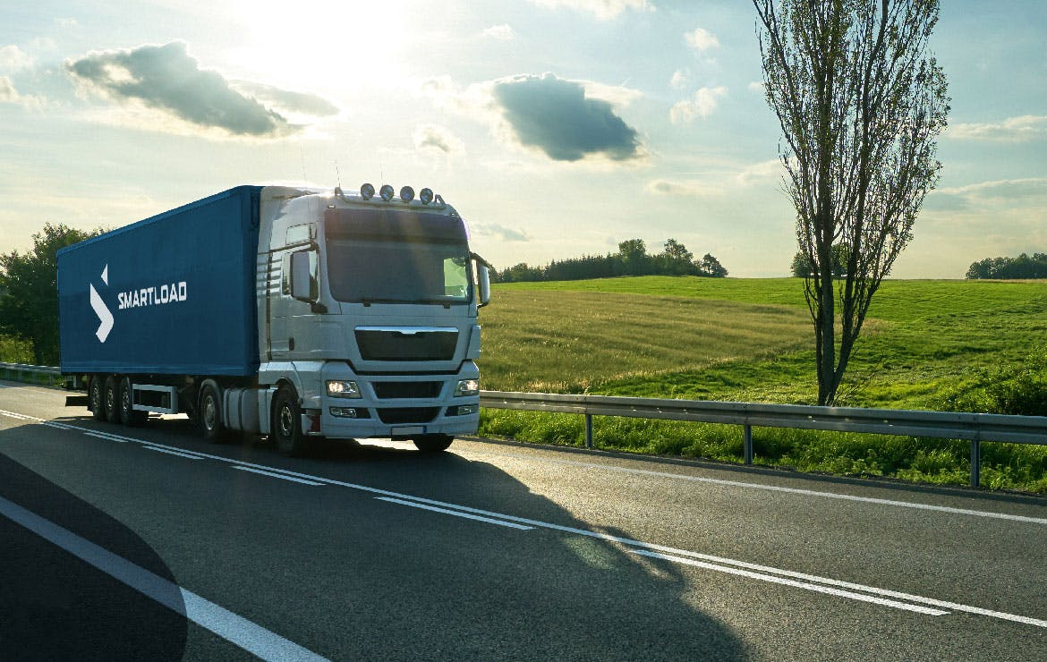 Real-time inzicht emballage transporteur