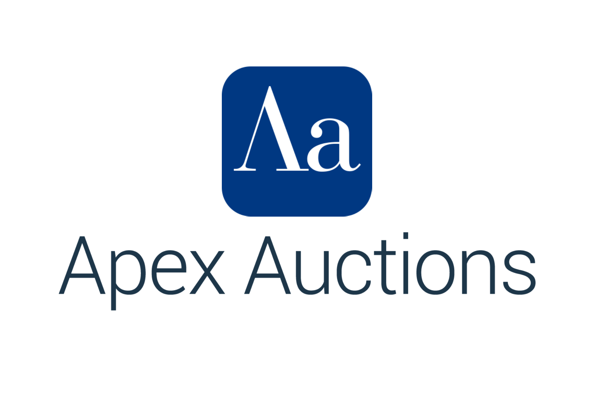 Apex Auctions Logo