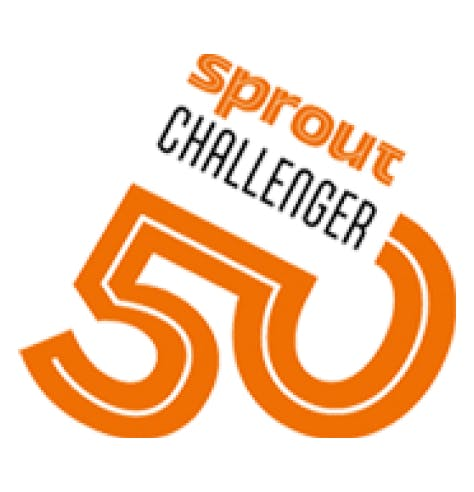 50 Sprout challenger logo