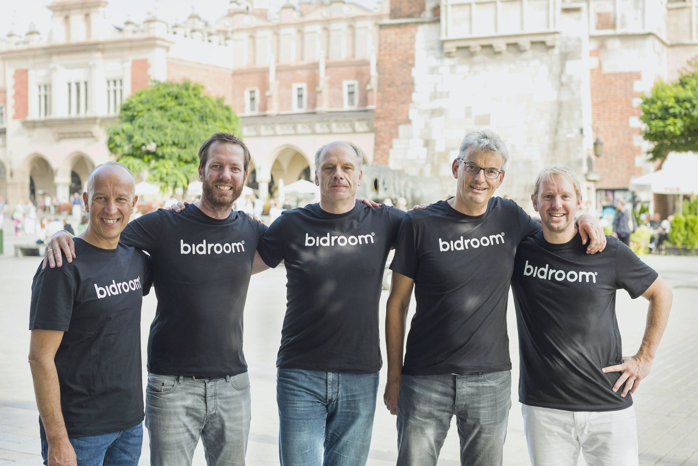 New Board Of Directors For Bidroom