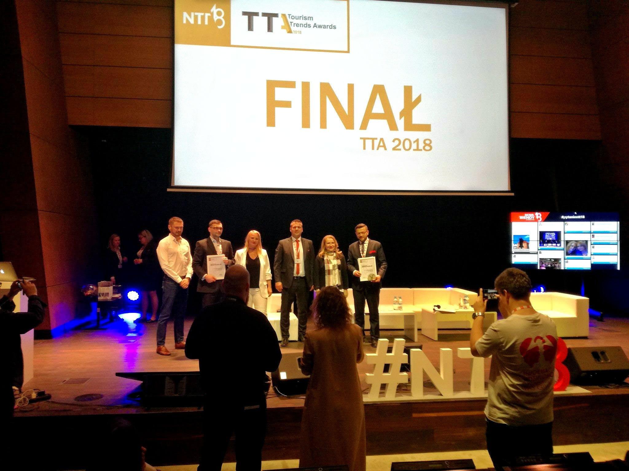 Tourism Trends Awards, Bidroom