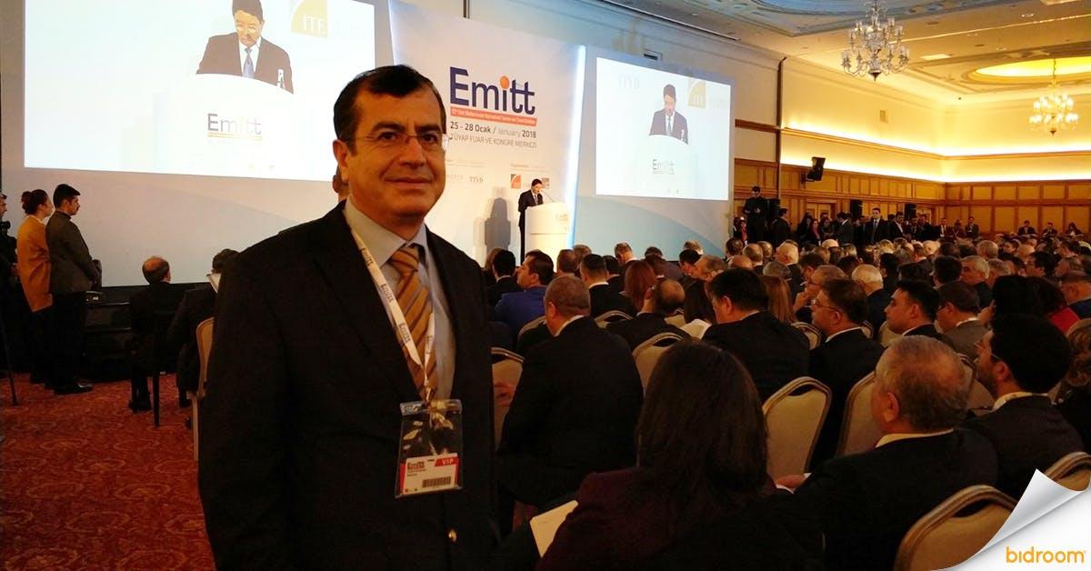 EMITT Tourism Exhibition in Istanbul, Adnan Mordeniz