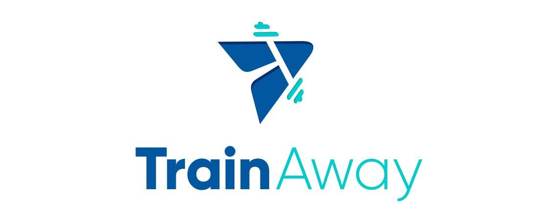 train away logo