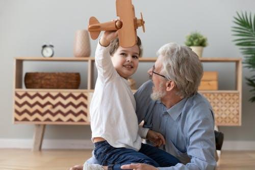 actividades con tus nietos