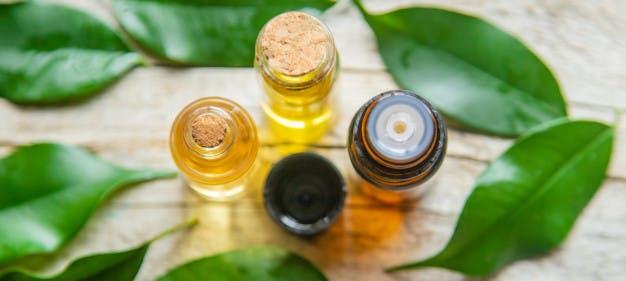 aceite árbol de té