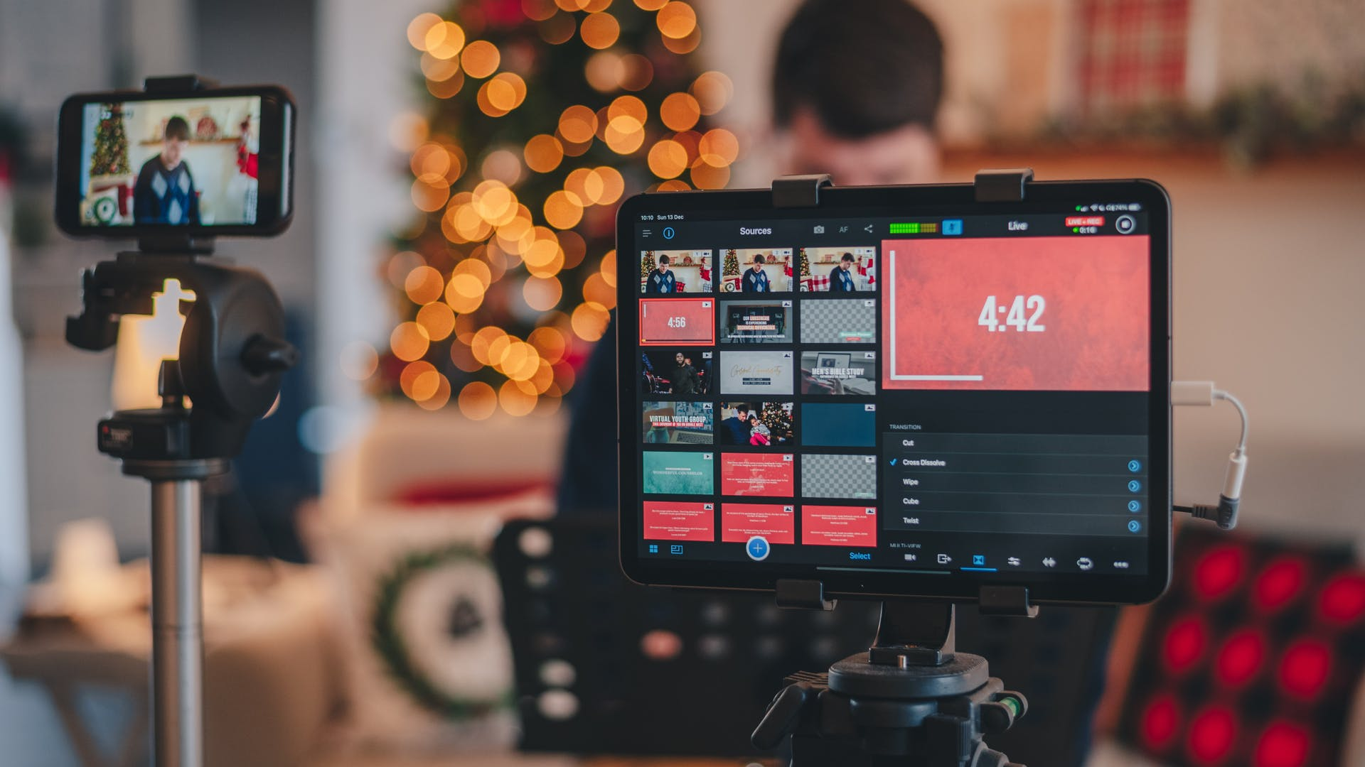 Live Streaming Company in Singapore
