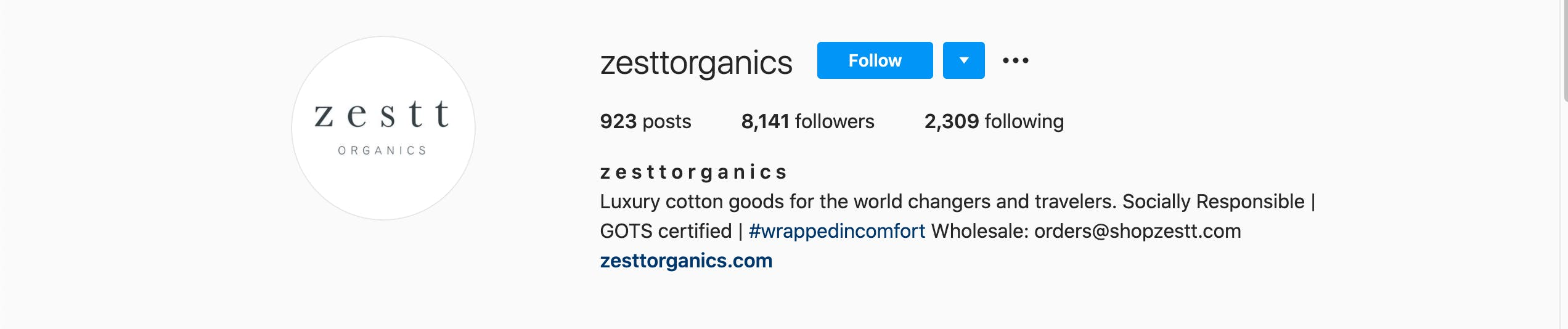 A Step By Step Guide To Crafting An Appealing Instagram Bio Zesttorganics Instagram Bio