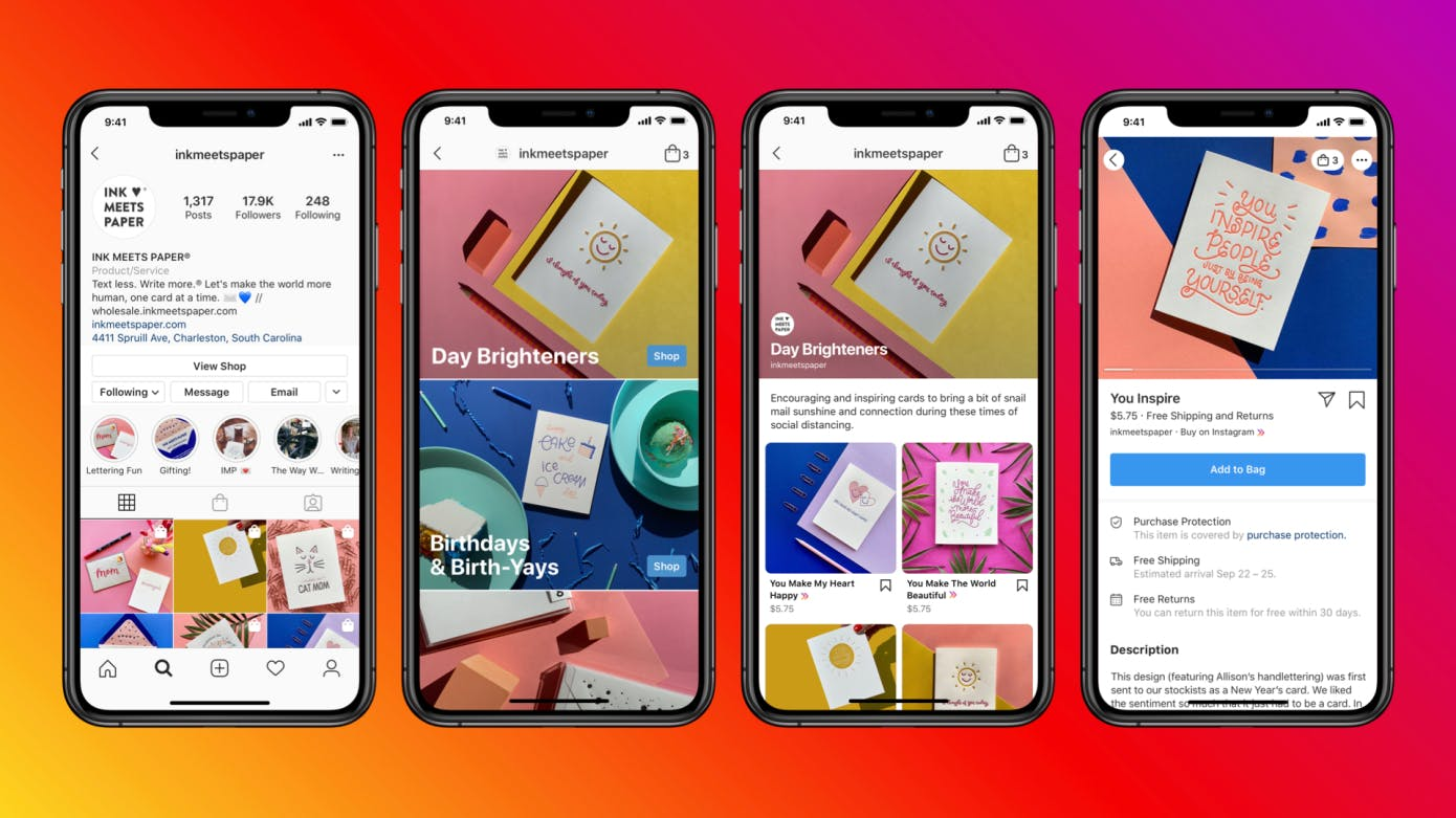 Instagram swaps out its 'Activity' tab for 'Shop' in new global test