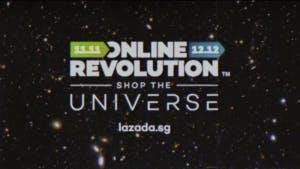 Lazada online shopping sale