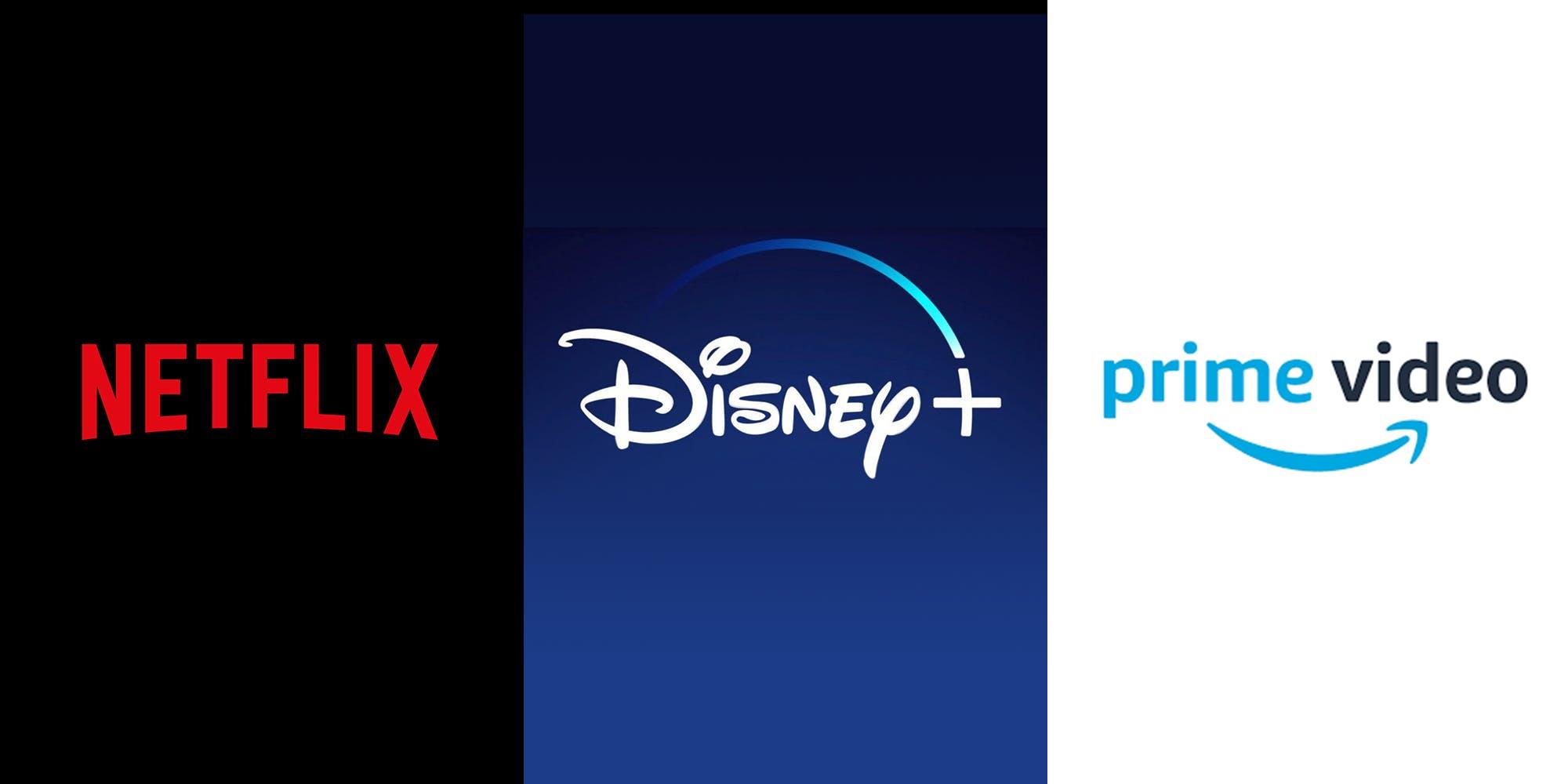 Netflix vs Disney Plus vs Amazon Prime: The battle of the video streaming services