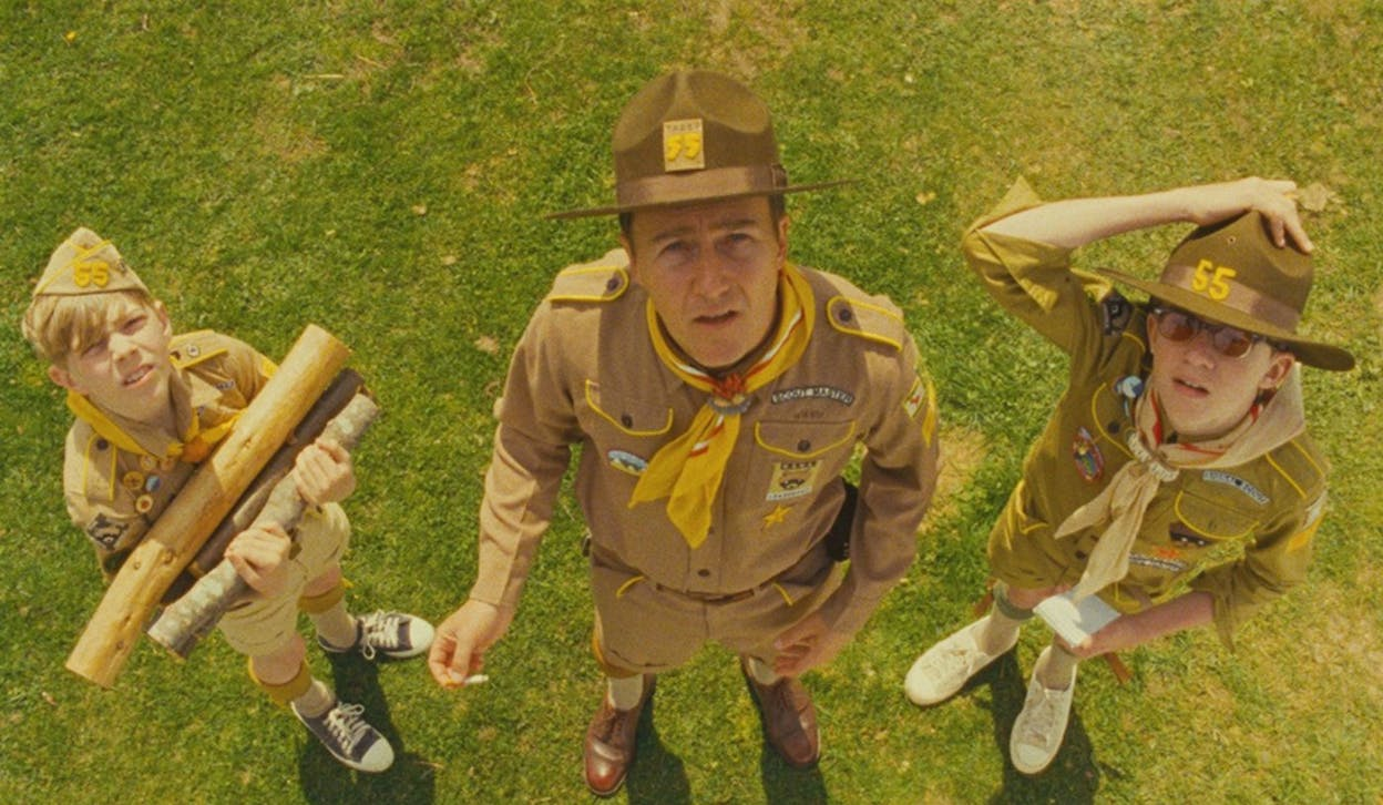 Wes Anderson 4