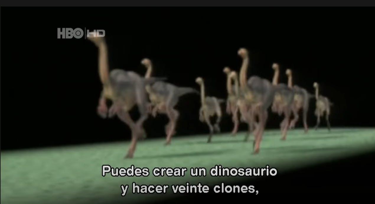 Jurassic Park CGI
