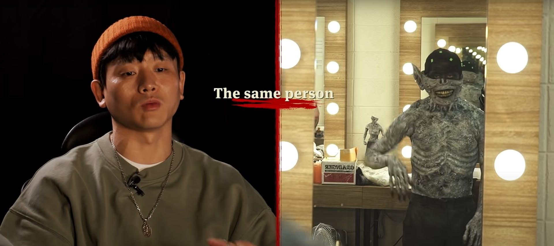 Choregrapher Kim Seol Jin