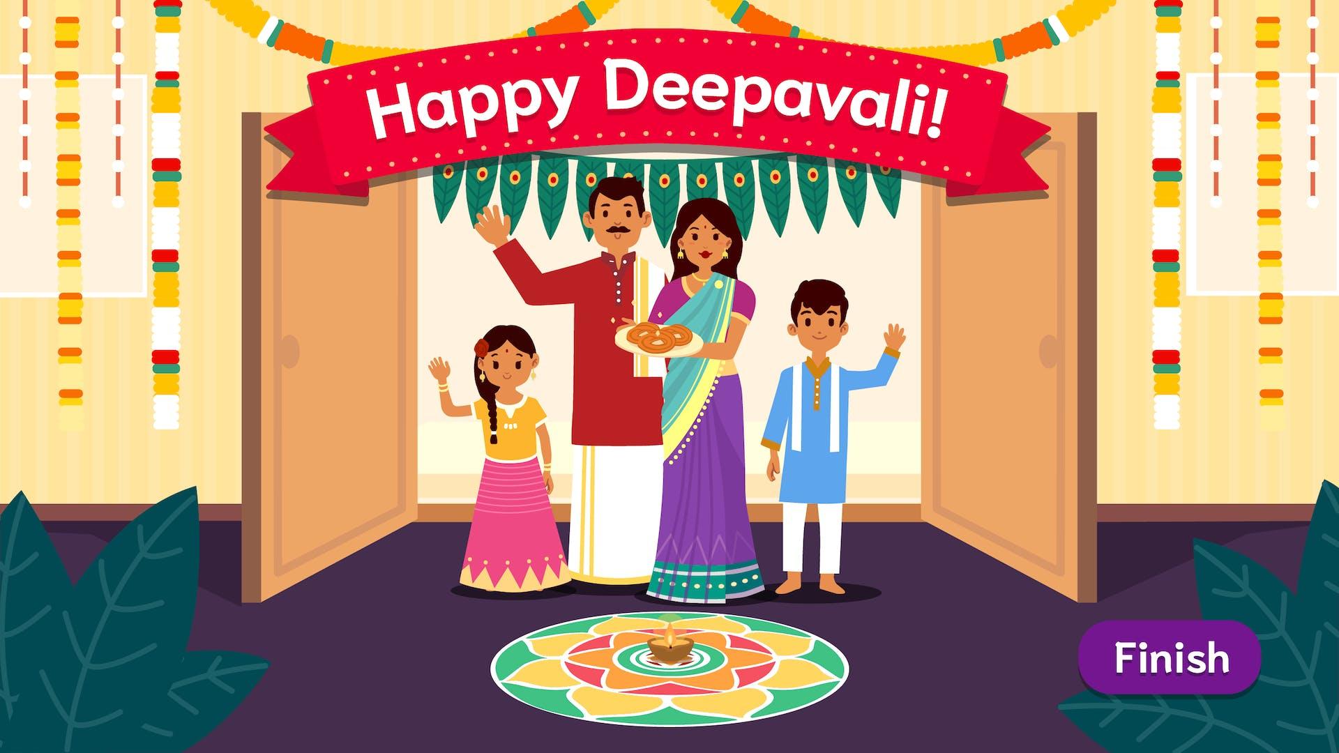 Deepavali game
