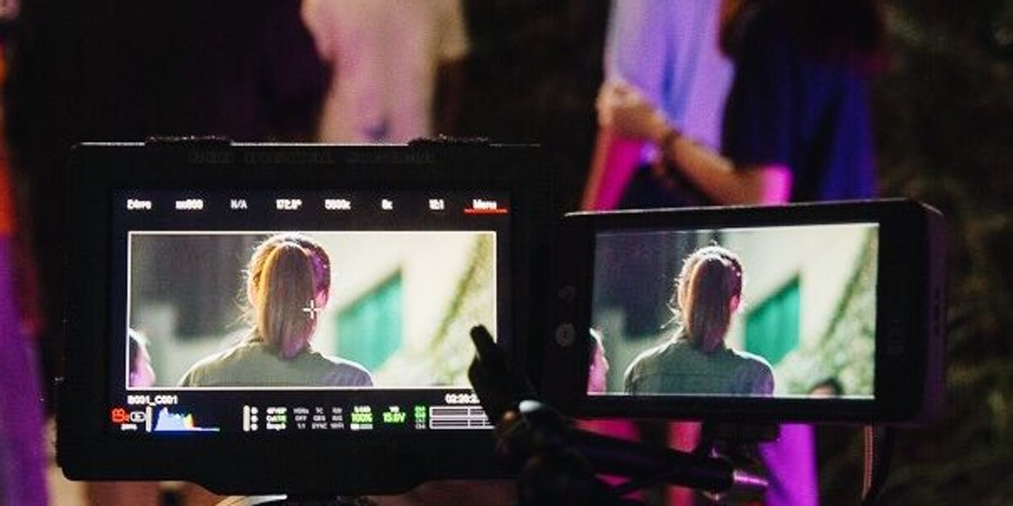Behind the scenes of Glitch!