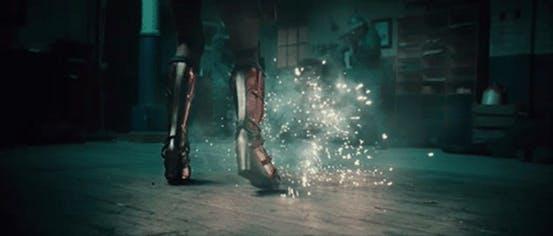 Screenshot from Wonder Woman