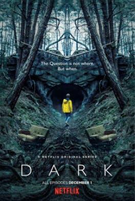 Promotional poster for Dark