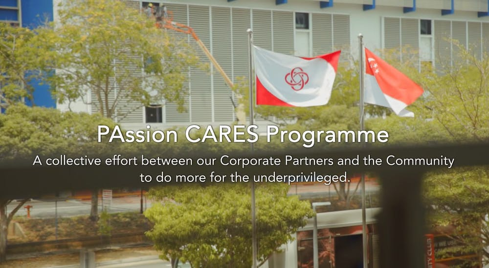 PA - PAssion CARES