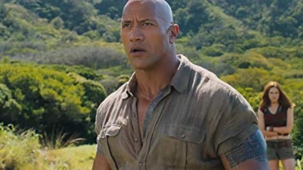 A screenshot of Jumanji