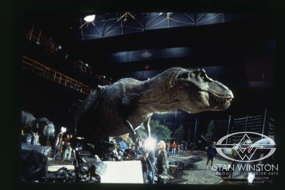 Jurassic Park Dinosaur Animatronic