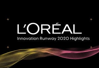 L'Oréal Innovation 4th Runway Highlights