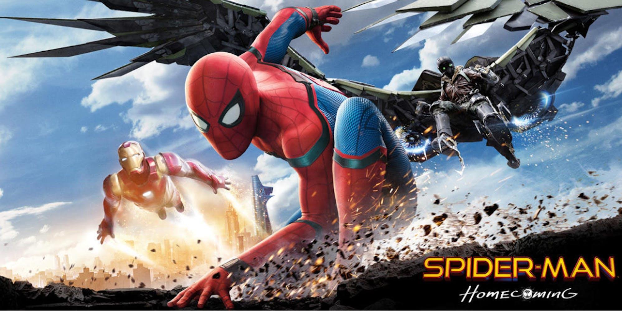 CGI Usage In Spiderman Homecoming