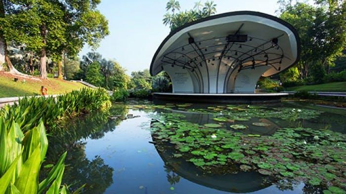 A photo of Botanical Garden