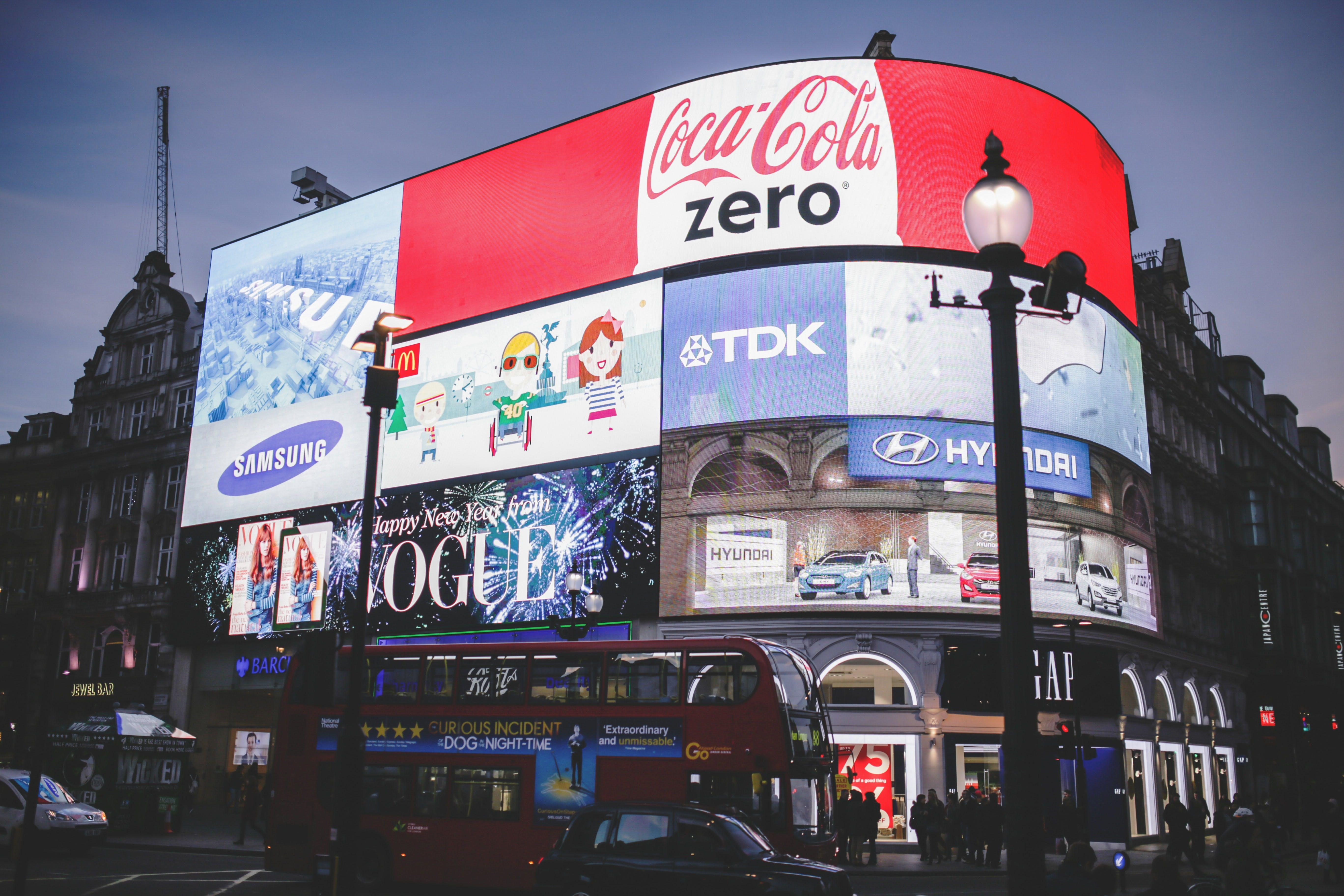 Media Buying billboards
