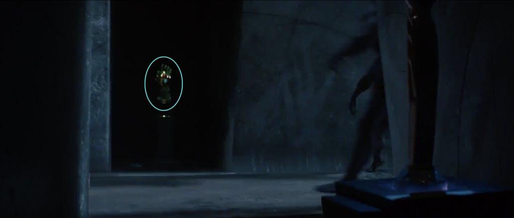Screenshot of thor