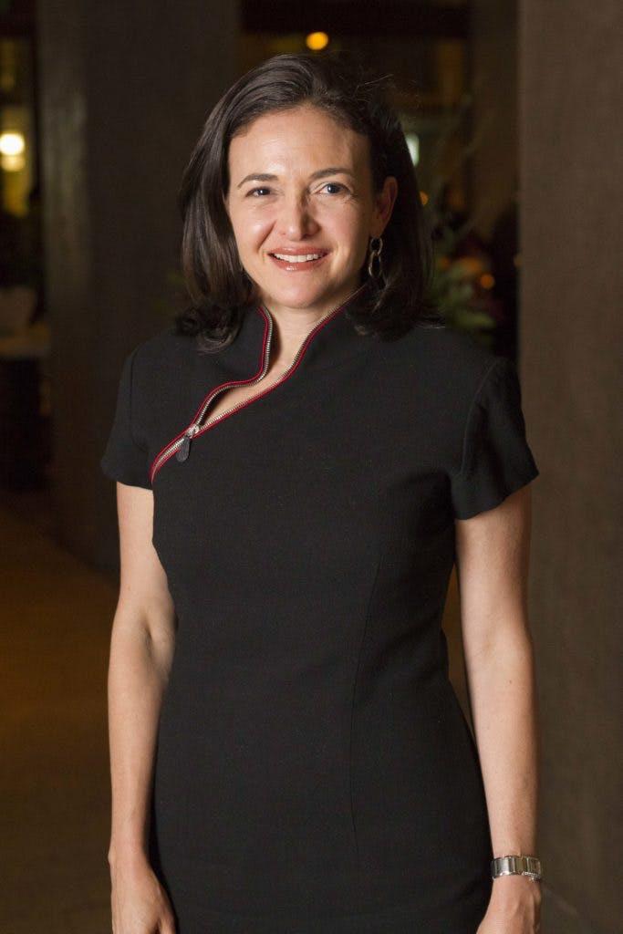 Sheryl Sandberg, COO of Facebook