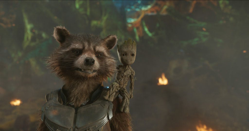 Screenshot of Guardian of the Galaxy