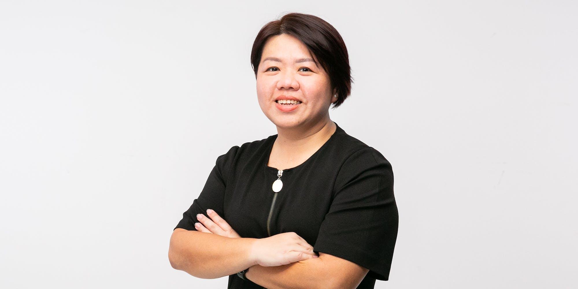 Lynn Chiew, Head of Sales