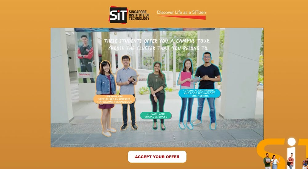 Singapore Institute of Technology - Discover life as a SITizen