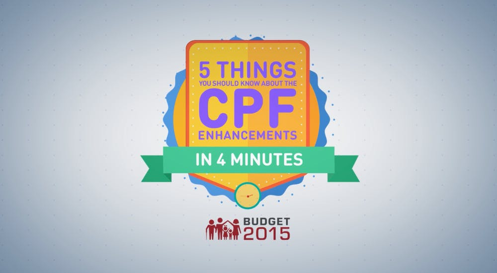 5 things you should know about CPF enhancements
